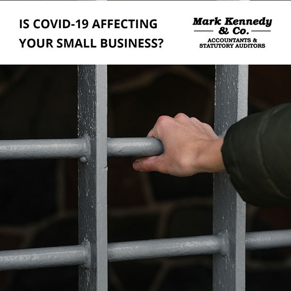 COVID -19 and small businesses