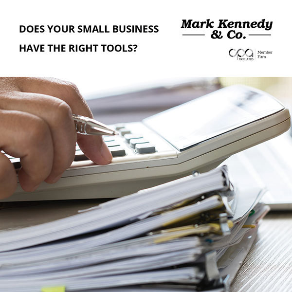 right tools for small businesses