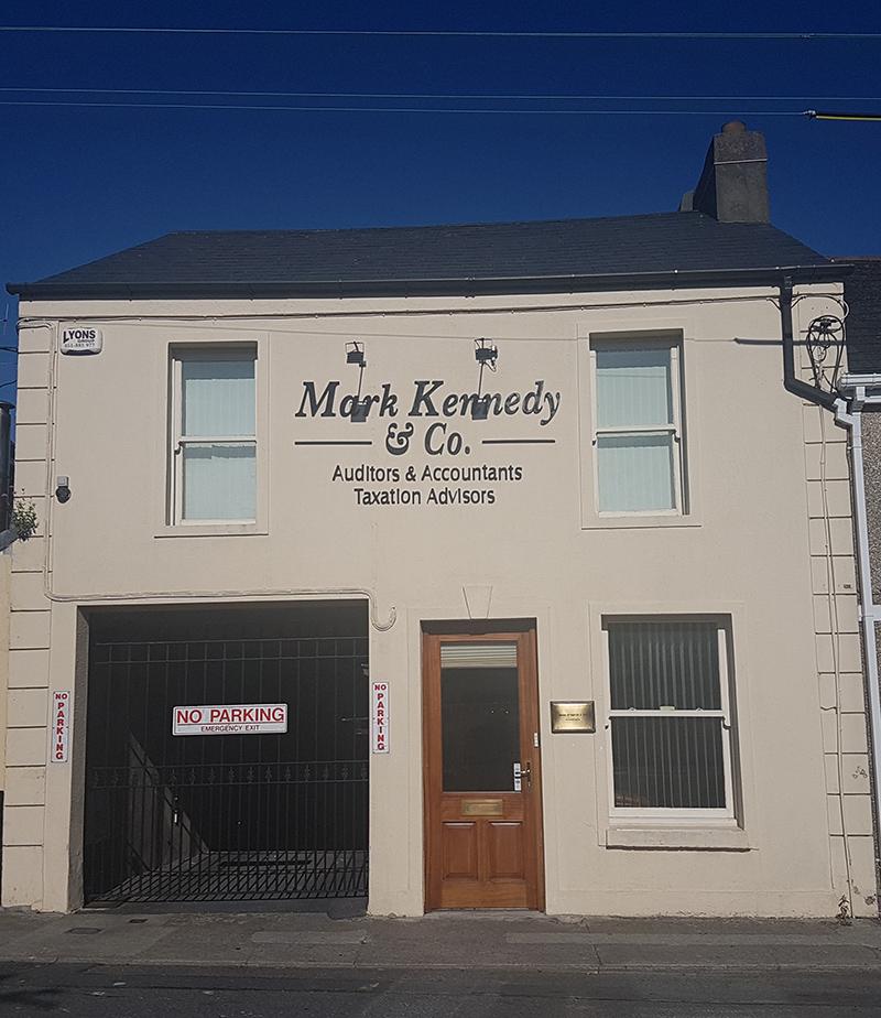 Mark Kennedy headquarters