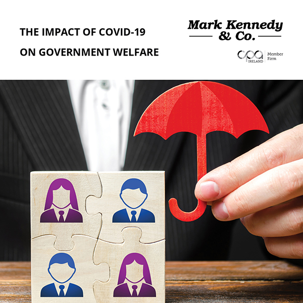 Impact of COVID on government welfare